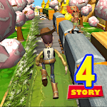 Free Toy Adventure Story - Jungle Rush icon