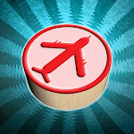 Aeroplane Chess 3D - Childhood multiplay Ludo icon
