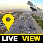 Gps live satellite view : Street & Maps icon