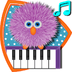 Piano-Fluffy Piano for pc icon