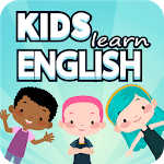 Kids learn English - Listen, Read and Speak icon