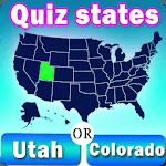 Usa States Quiz for pc icon