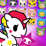tokidoki frenzies : Match 3 Puzzle for pc icon