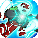 Earth Protector Alien Ultimate Hero icon