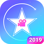 Video Star⭐ Edits - Magic Music Video Maker icon