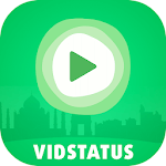 VidStatus app - Status Videos & Status Downloader icon