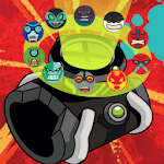 Ben 10 Puzzle for pc icon