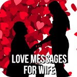 Love Messages For Wife - Romantic Poems & Images APK icon