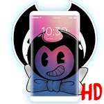 hd wallpaper for bendy icon