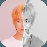 BTS V Kim Taehyung Wallpaper KPOP icon