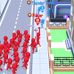 Crowd Popular Runner for pc icon