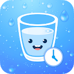 Daily Drink Water Reminder : Water Tracker & Alarm icon