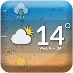 Weather Forecasting - Today Temperature, Hot Radar icon