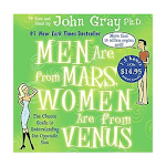 Men are from Mars, Women are from Venus By John G. icon
