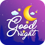 Good Night GIF Images Quotes APK icon