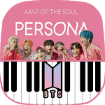 Piano BTS Game - Boy With Luv icon
