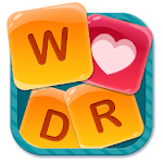 Word Flower - Connect Cross Word Game for pc icon