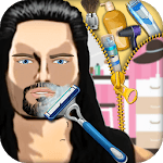 Wrestling Beard Salon for pc icon