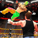 World Wrestling Rush - Wrestling Games icon