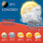 Weather forecast Live icon