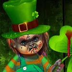 Scary Leprechaun Launcher - Wallpapers and Icons icon