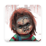 Scary Doll Themed Launcher - Icons and Themes Pack for pc icon