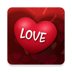 Valentine Theme Launcher - Hearts, Flowers, Love icon