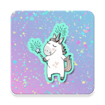 Unicorn Theme - Wallpapers and Icons icon