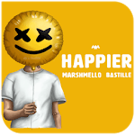 Marshmello ft. Bastille - Happier icon