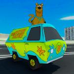 Scooby Mystery Car Driving - Cartoon Car icon