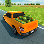 Pickup Truck Simulator Watermelon (Truck Driver) for pc icon