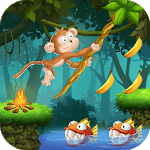 Jungle Monkey - Jungle World APK icon