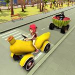 Banana Highway Racing icon