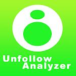 Unfollow Analyzer for instagram icon