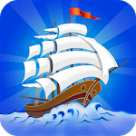 Sailing Age - Merge Ship icon