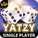 Yatzy Offline - Single Player Dice Game icon