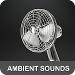 Ambient sleep sounds fan for pc icon
