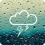 Thunderstorm sounds and rain sound for sleep icon