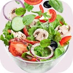 receitas de saladas icon