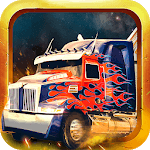 Wild Truck Hitting Zombies icon