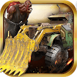 Wilderness Car Hitting Zombies APK icon