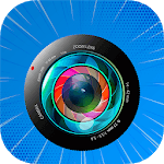 camera zoom HD icon