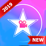 Video Maker Star ⭐ Edits - Magic Music Video Maker icon