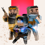 Craft Apex Legends: pixel shooter, battle royale icon