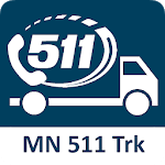 Minnesota 511 Trucker icon