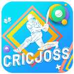 CricJoss™ - Cricket Live Line, Live Score & News icon