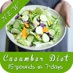Best Cucumber Diet Weightloss Plan for pc icon