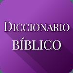Diccionario Bíblico y Biblia Reina Valera icon