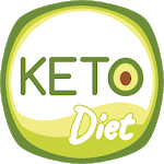 Keto Diet Plan 30Day Weight loss Menu with Recipes icon