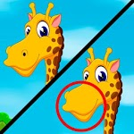 Spot it 3: Find the Difference - toddlers & kids APK icon